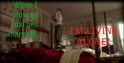 Home Alone Meme, Home Alone