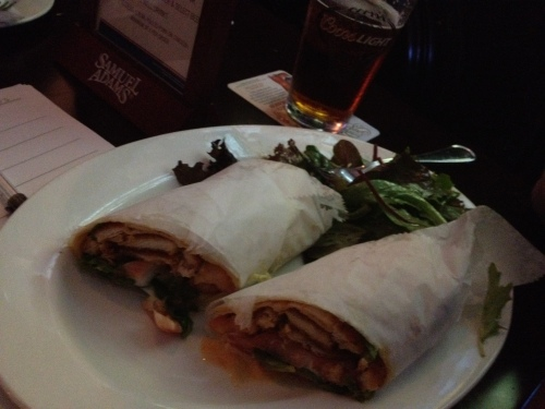 raven's head, public house, buffalo chicken wrap, founders IPA, pub trivia, trivia NYC, astoria, queens, draught beer