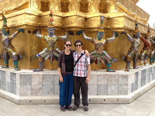 thailand, bangkok, grand palace, travel