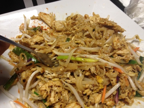 thai food, thai restaurant, brooklyn, flatbush, authentic thai, pad thai, thai basil chicken